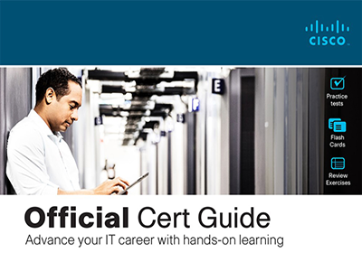 Ebook - Official Cert Guide CCNP and CCIE Enterprise Core (ENCOR 350-401)