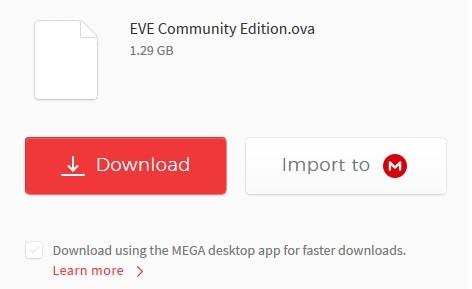 Hướng dẫn cài đặt EVE sử dụng Cisco IOL